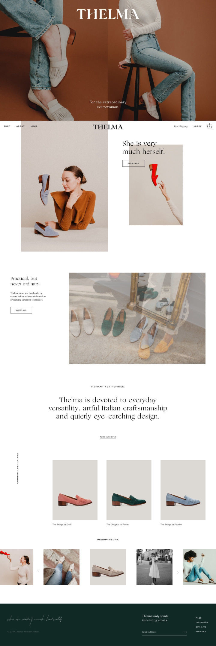 Thelma Shoes