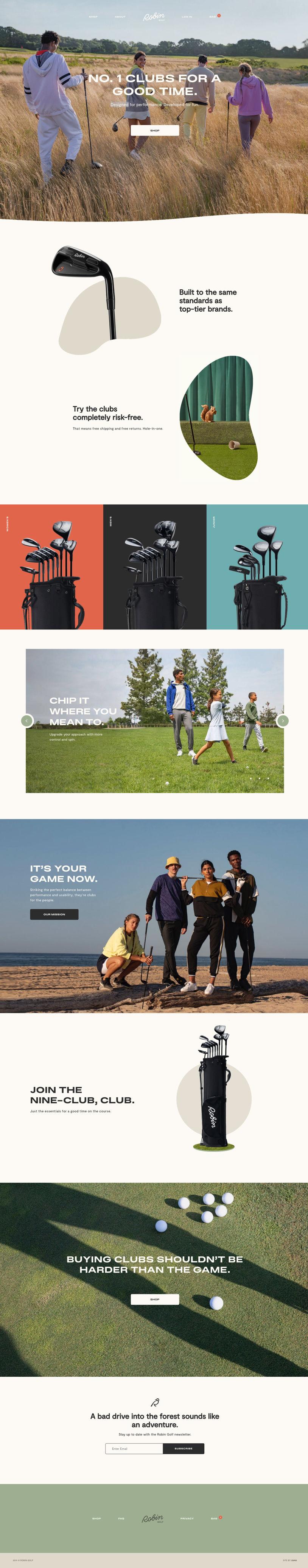Robin Golf